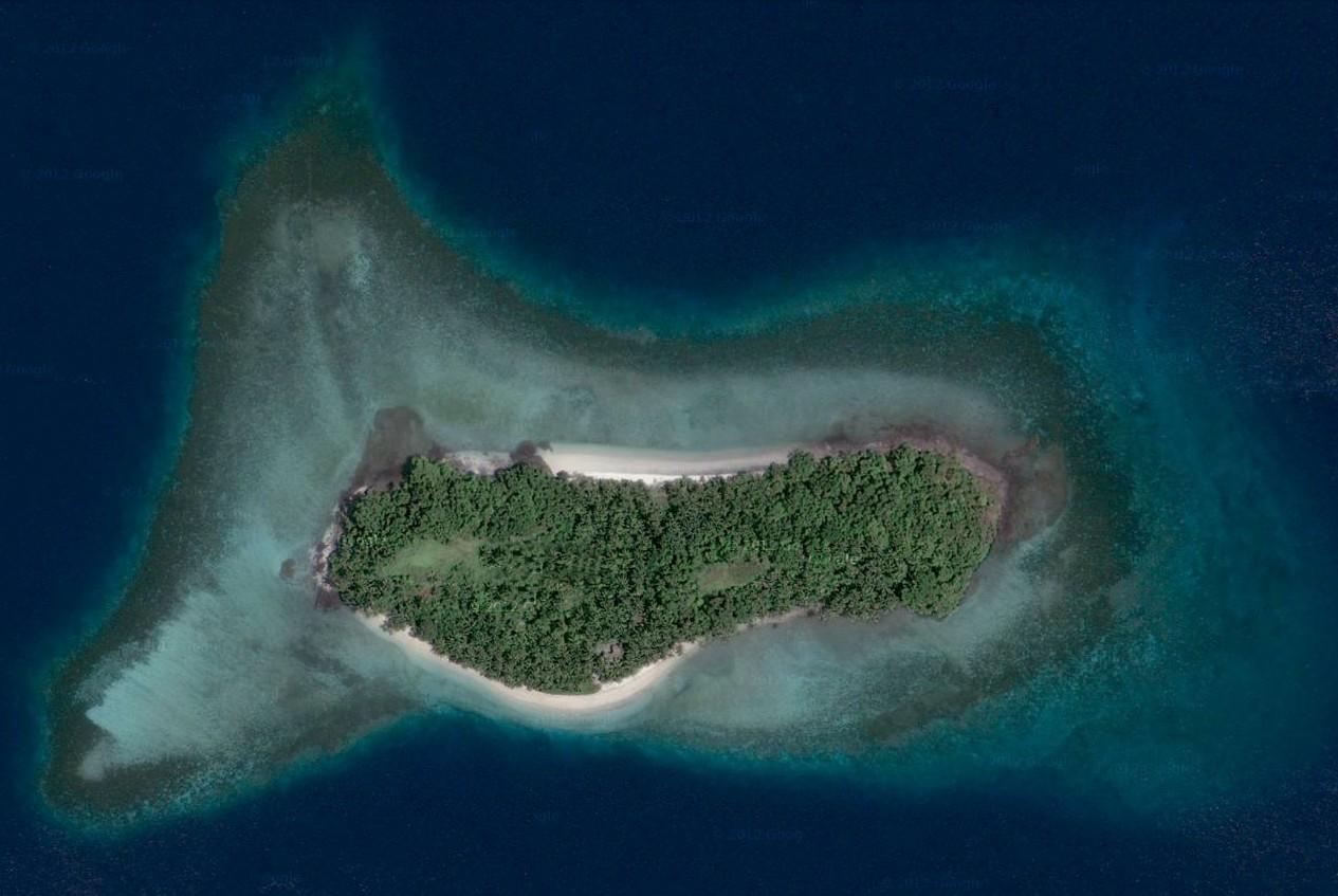 Banog Private Island1