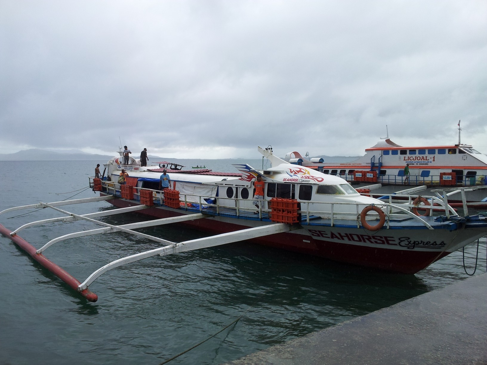 daily Ferry
